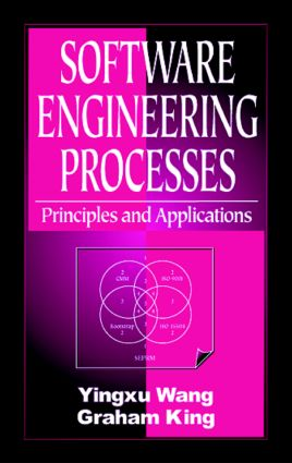 Software Engineering Processes: Principles and Applications, 1st Edition (Hardback) book cover
