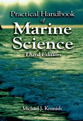 Practical Handbook of Marine Science: 3rd Edition (Hardback) book cover