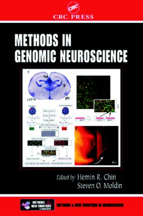 Methods in Genomic Neuroscience: 1st Edition (Hardback) book cover