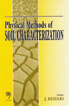 Physical Methods of Soil Characterization: 1st Edition (Paperback) book cover