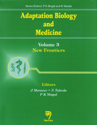 Adaptation Biology and Medicine: New Frontiers, Volume III, 1st Edition (Hardback) book cover