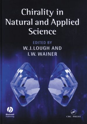 Chirality in Natural and Applied Science: 1st Edition (Hardback) book cover
