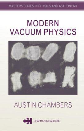 Modern Vacuum Physics: 1st Edition (Hardback) book cover