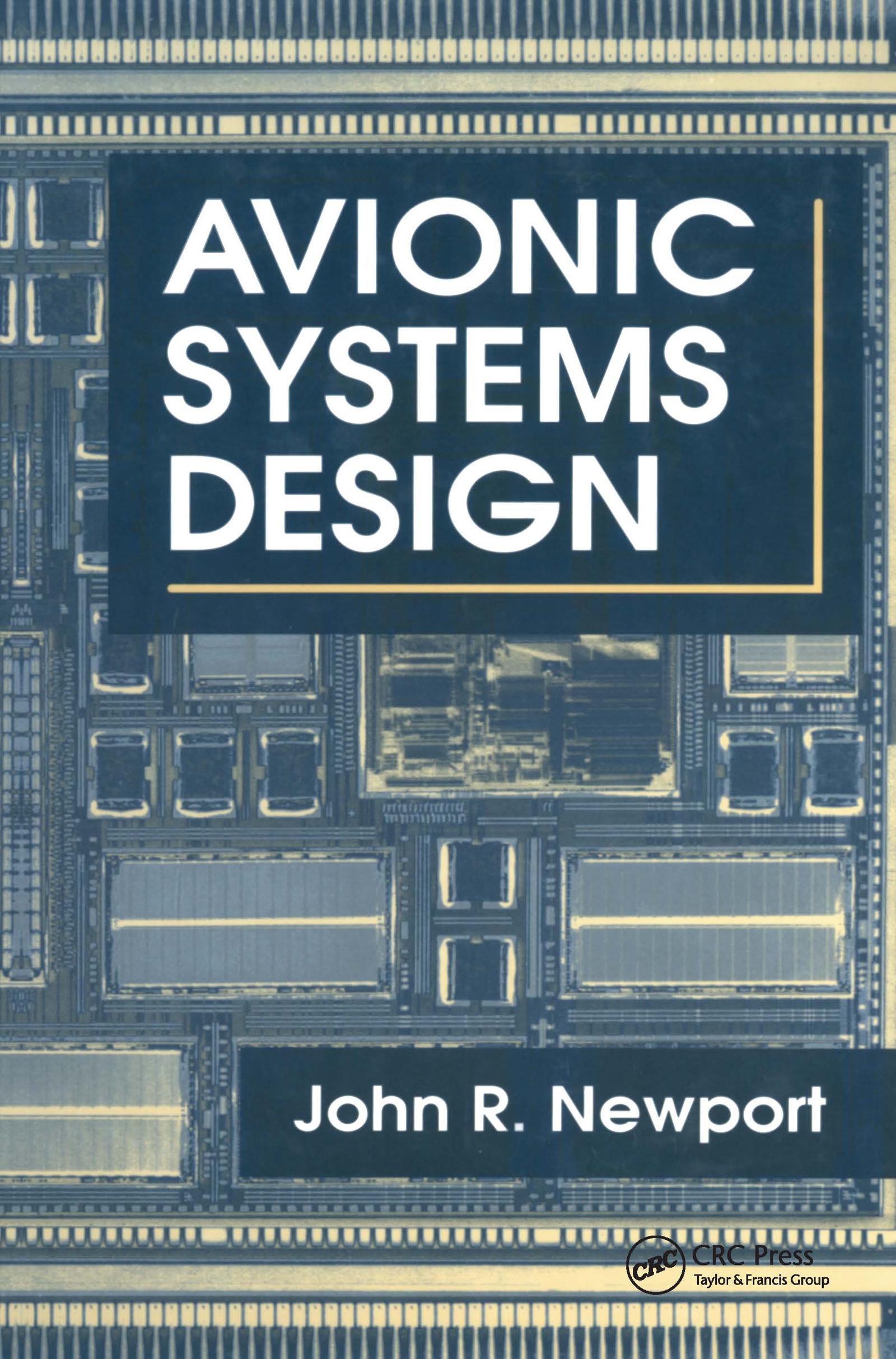 Avionic Systems Design: 1st Edition (Hardback) book cover