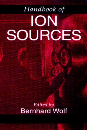 Handbook of Ion Sources: 1st Edition (Hardback) book cover