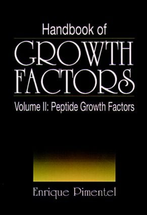 Handbook of Growth Factors, Volume 2: 1st Edition (Hardback) book cover
