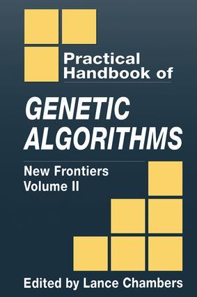 The Practical Handbook of Genetic Algorithms: New Frontiers, Volume II, 1st Edition (Hardback) book cover