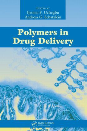 Polymers in Drug Delivery: 1st Edition (Hardback) book cover