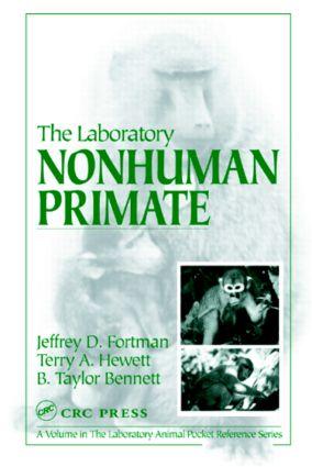 The Laboratory Nonhuman Primate book cover