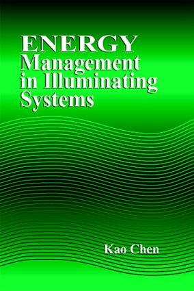 Energy Management in Illuminating Systems: 1st Edition (Hardback) book cover