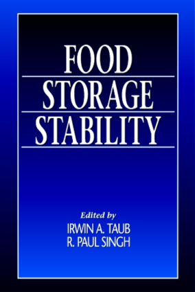 Food Storage Stability: 1st Edition (Hardback) book cover