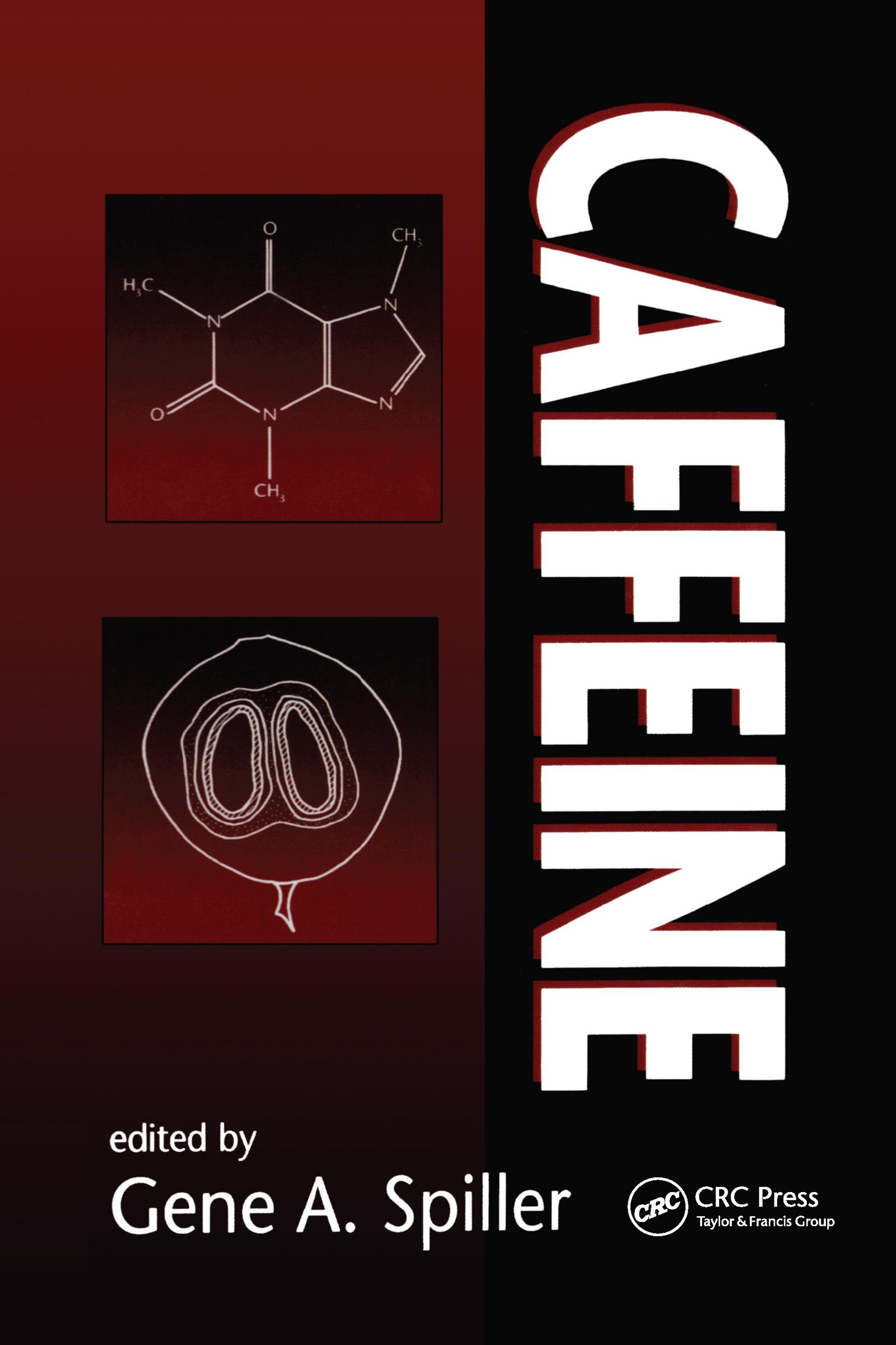 Caffeine: 1st Edition (Hardback) book cover