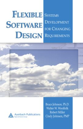 Flexible Software Design: Systems Development for Changing Requirements (Hardback) book cover