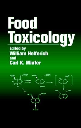 Food Toxicology: 1st Edition (Hardback) book cover