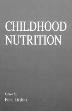 Childhood Nutrition: 1st Edition (Hardback) book cover