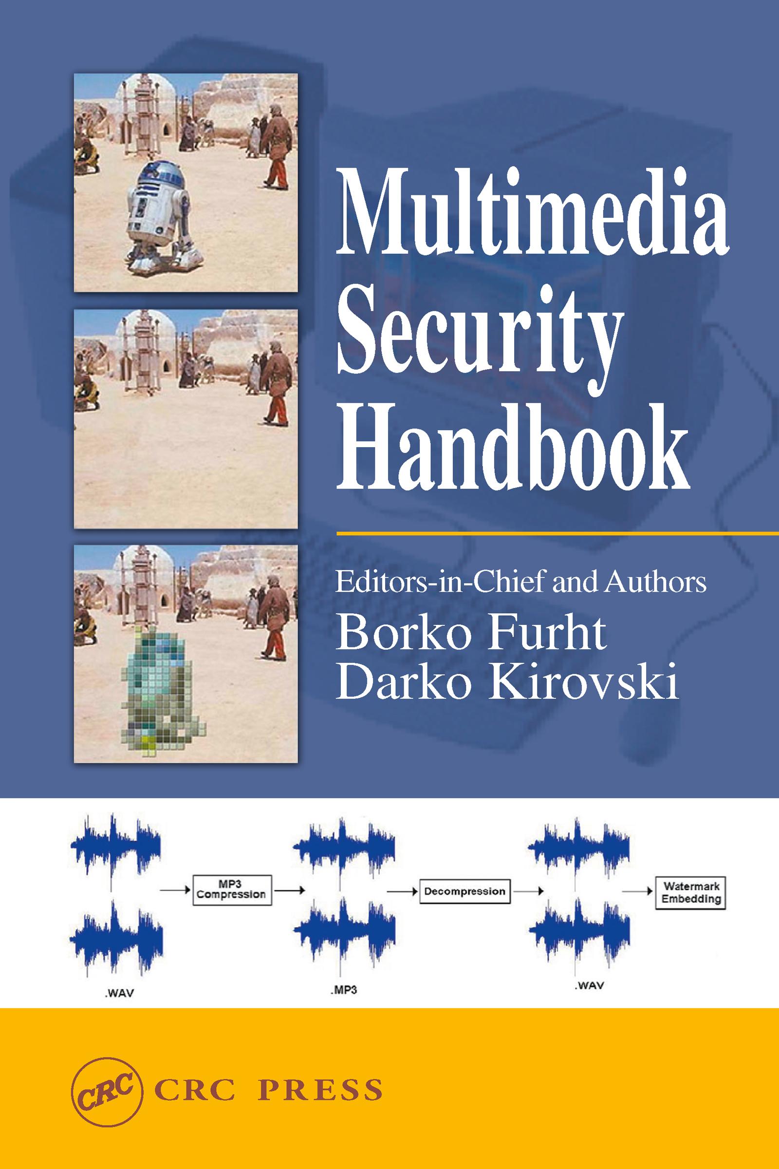Multimedia Security Handbook book cover