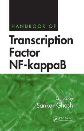 Handbook of Transcription Factor NF-kappaB: 1st Edition (Hardback) book cover