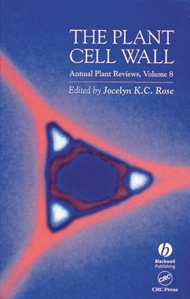 The Plant Cell Wall (Hardback) book cover