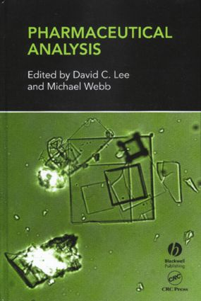 Pharmaceutical Analysis book cover