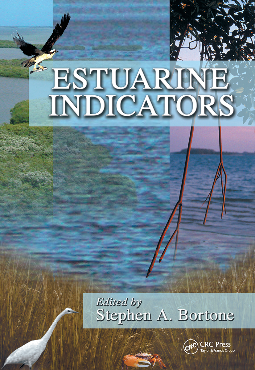 Estuarine Indicators: 1st Edition (Hardback) book cover