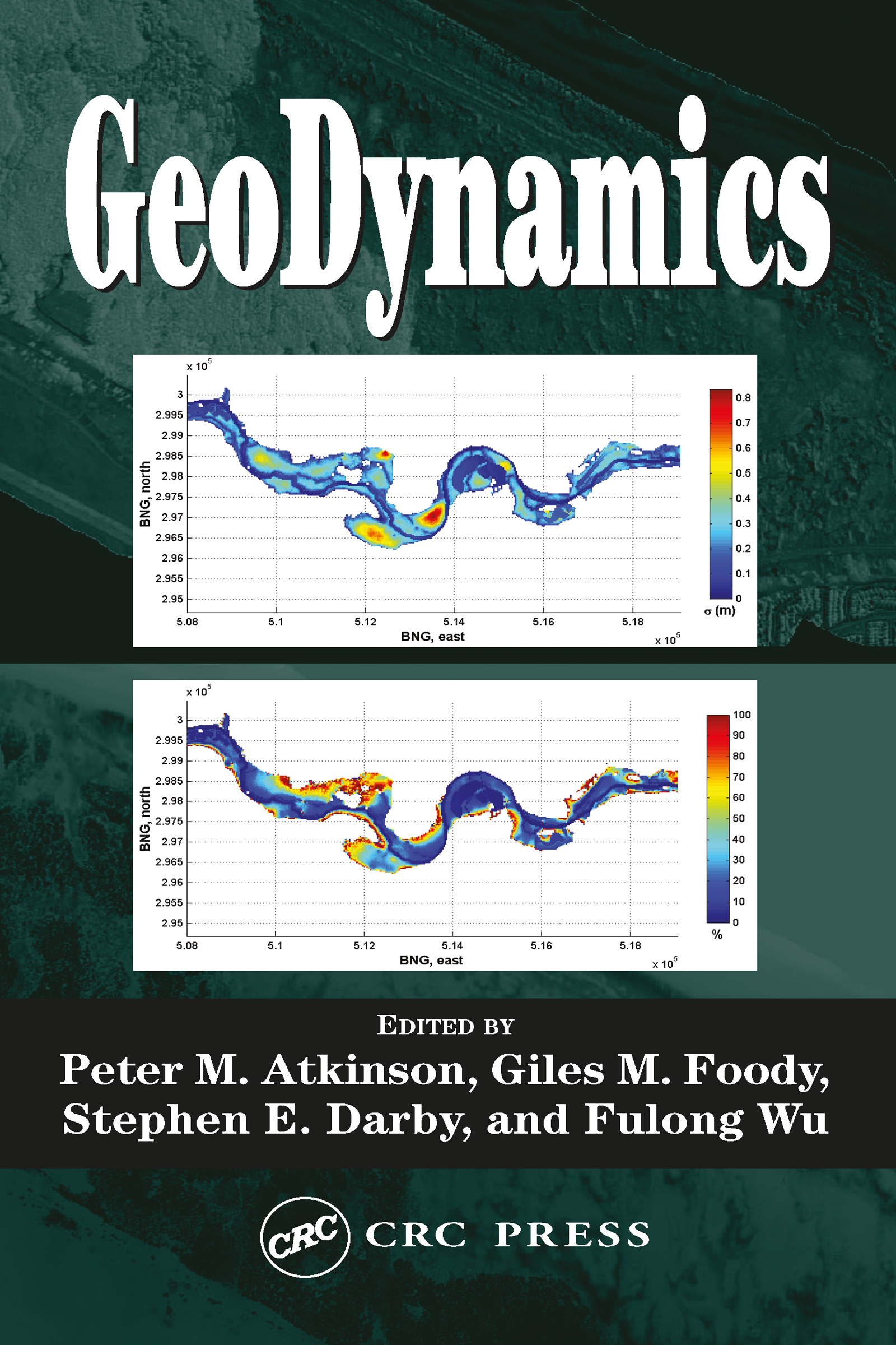 GeoDynamics: 1st Edition (Hardback) book cover