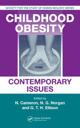 Childhood Obesity: Contemporary Issues, 1st Edition (Hardback) book cover