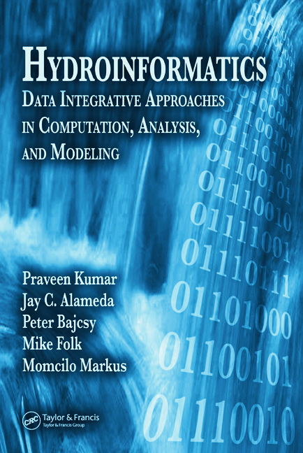 Hydroinformatics: Data Integrative Approaches in Computation, Analysis, and Modeling, 1st Edition (Hardback) book cover