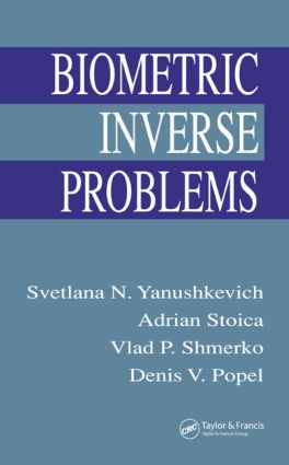 Biometric Inverse Problems: 1st Edition (Hardback) book cover