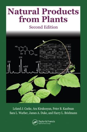 Natural Products from Plants: 2nd Edition (Hardback) book cover