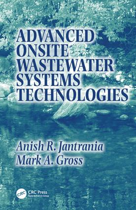 Advanced Onsite Wastewater Systems Technologies: 1st Edition (Hardback) book cover