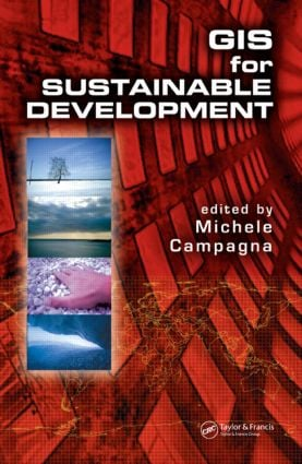 GIS for Sustainable Development book cover
