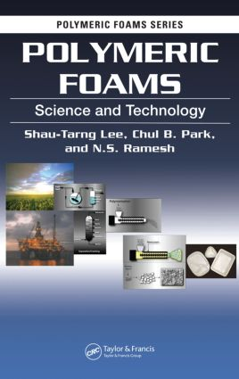 Polymeric Foams: Science and Technology book cover