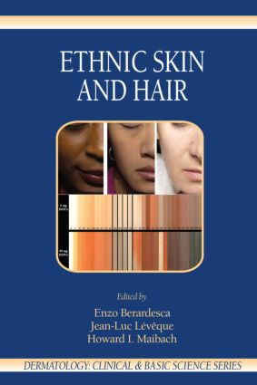 Ethnic Skin and Hair (Hardback) book cover