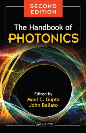 The Handbook of Photonics: 2nd Edition (Hardback) book cover