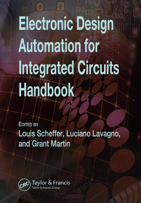 Electronic Design Automation for Integrated Circuits Handbook - 2 Volume Set (Hardback) book cover