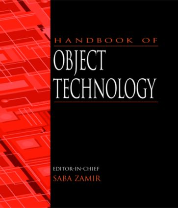 Handbook of Object Technology: 1st Edition (Hardback) book cover