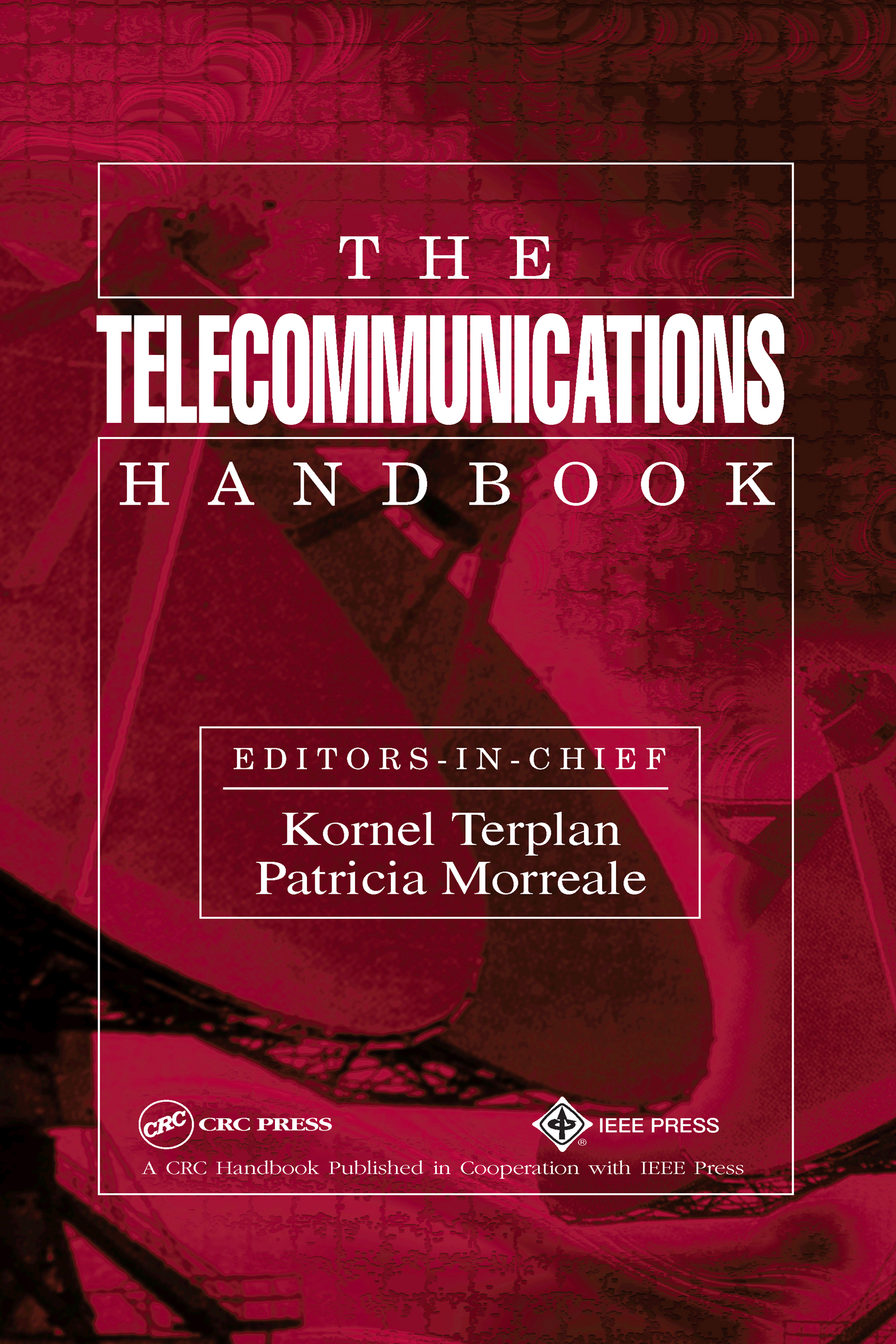 The Telecommunications Handbook: 1st Edition (Hardback) book cover