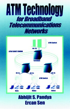 ATM Technology for Broadband Telecommunications Networks: 1st Edition (Hardback) book cover