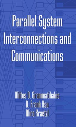 Parallel System Interconnections and Communications: 1st Edition (Hardback) book cover