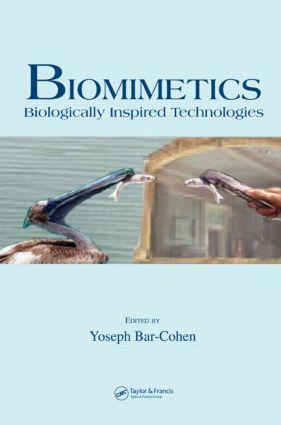 Biomimetics: Biologically Inspired Technologies, 1st Edition (Hardback) book cover