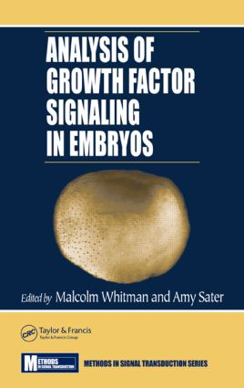 Analysis of Growth Factor Signaling in Embryos book cover