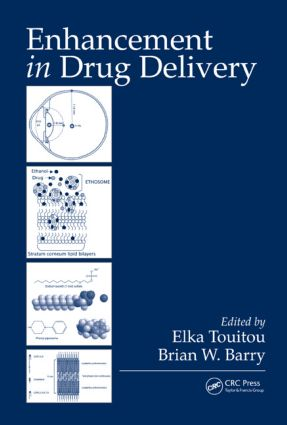 Enhancement in Drug Delivery: 1st Edition (Hardback) book cover