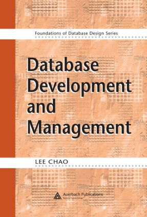 Database Development and Management: 1st Edition (Hardback) book cover