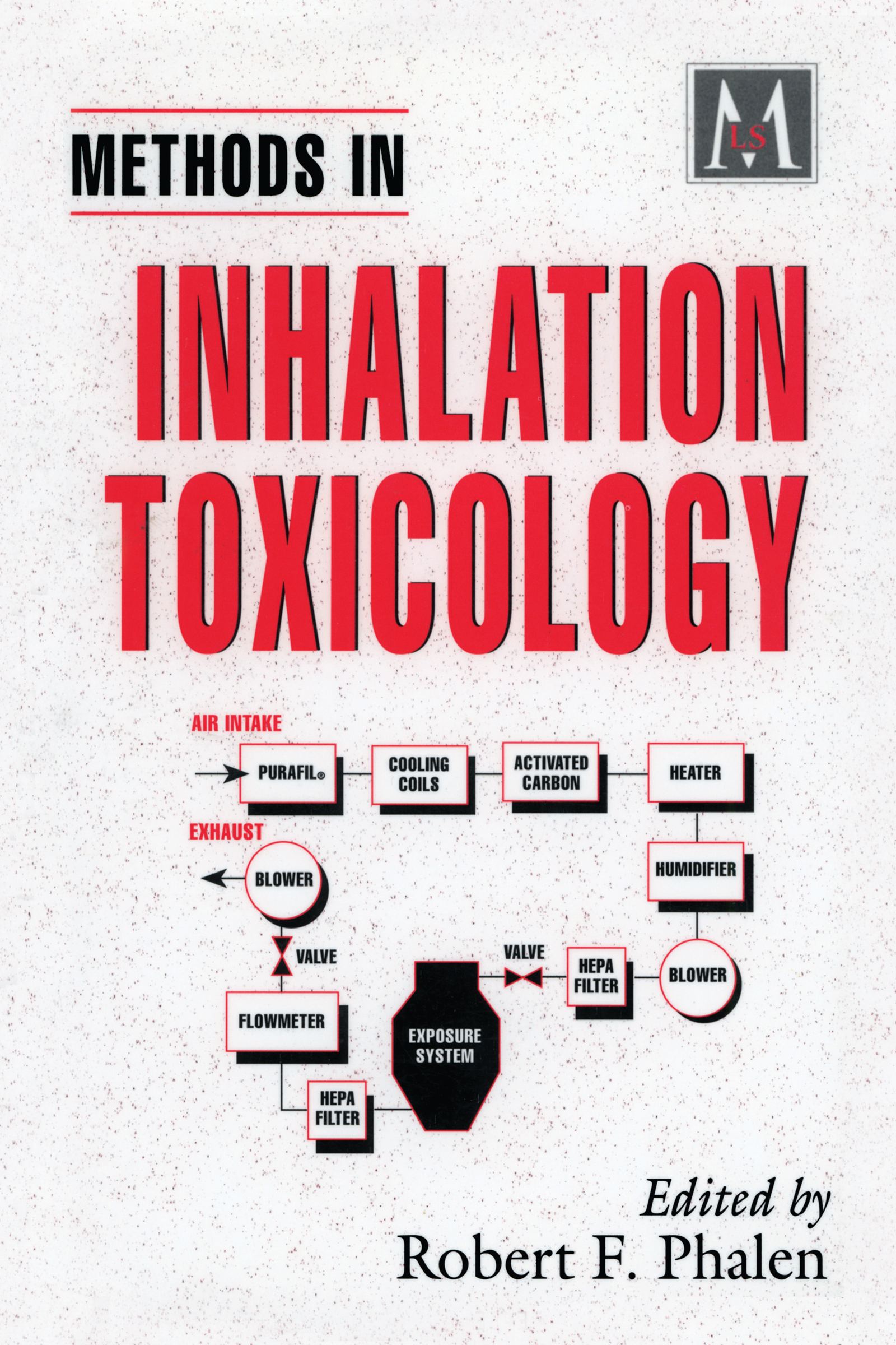 Methods in Inhalation Toxicology: 1st Edition (Paperback) book cover
