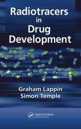 Radiotracers in Drug Development: 1st Edition (Hardback) book cover