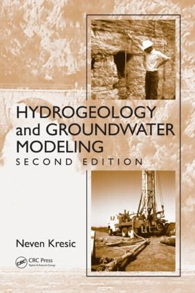 Hydrogeology and Groundwater Modeling: 2nd Edition (Hardback) book cover