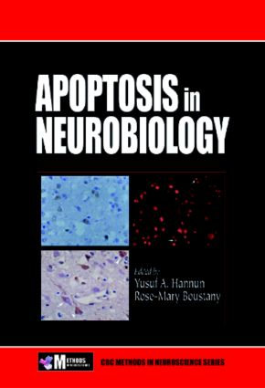 Apoptosis in Neurobiology (Hardback) book cover