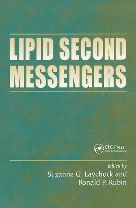 Lipid Second Messengers book cover