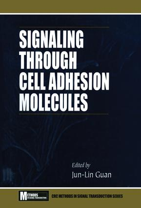 Signaling Through Cell Adhesion Molecules book cover