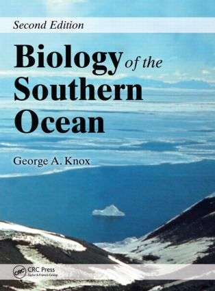 Biology of the Southern Ocean: 2nd Edition (Hardback) book cover